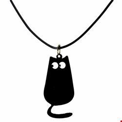 گردن آویز گربه